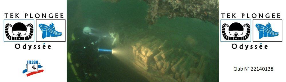 Tek Plongée Odyssée